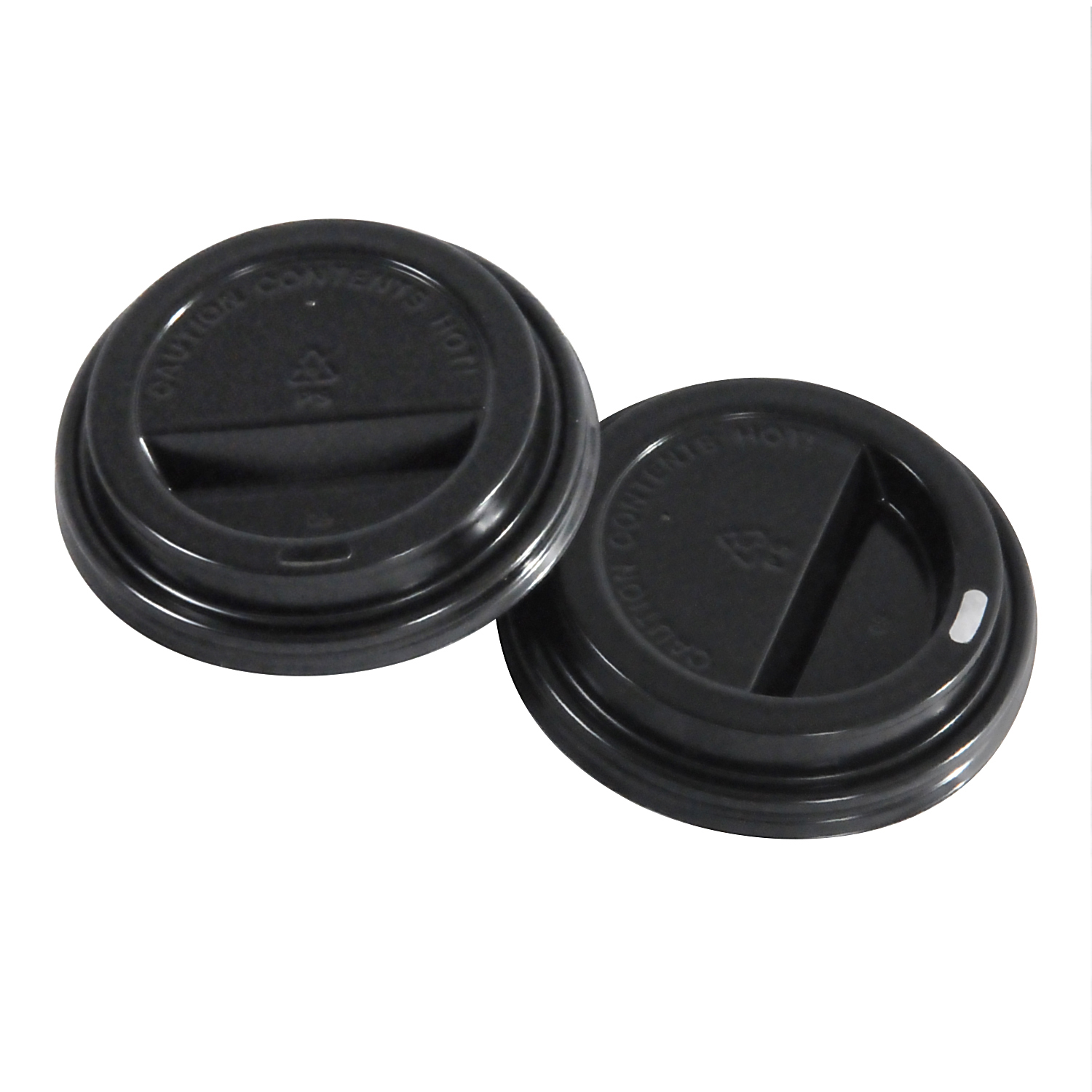90mm Black Dome Lid