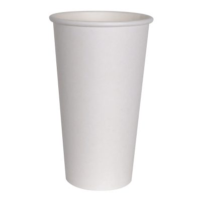 WHITE HOT CUP 20 OZ