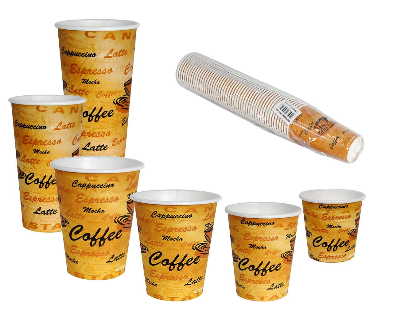 YesEco Coffee Paper Cups Are Fully Recyclable They Not Oil Based Plastic Products And Designed To Handle A High Heat These Great Solution