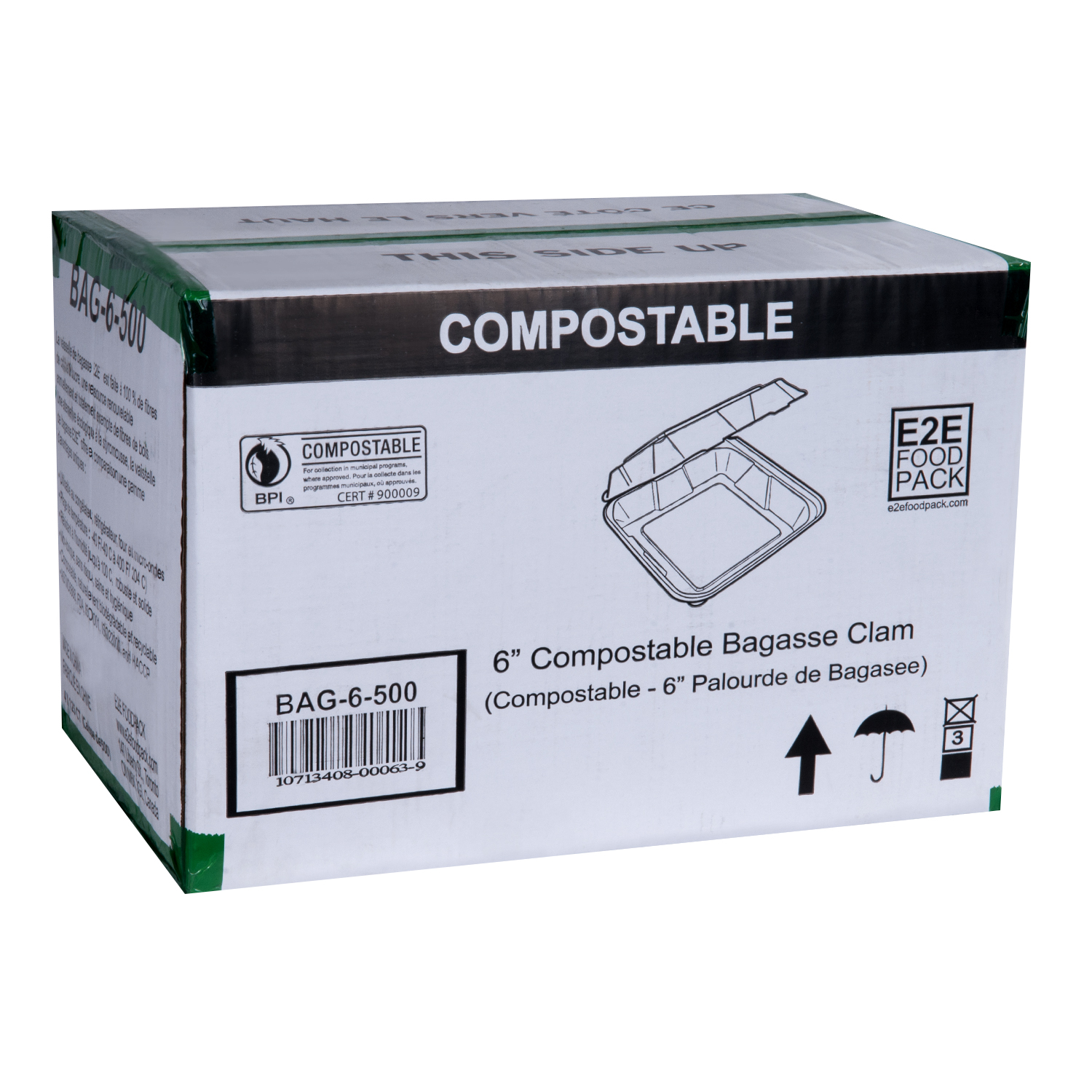 YesEco Sustainable and Compostable Packaging