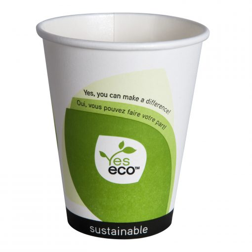 YesEco Sustainable and Compostable Cups
