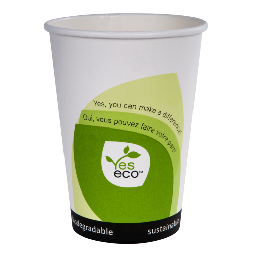 YesEco Sustainable Compostable Soup Container