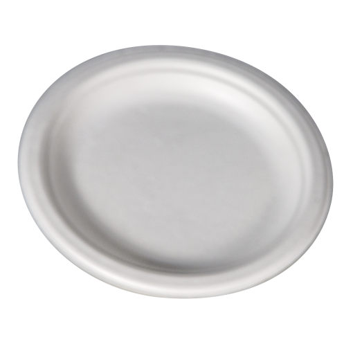 New Wave Bagasse Plate 6""