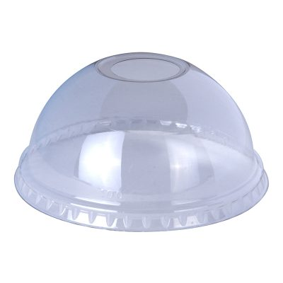 9/12/20 Clear PET Dome Lid, TIHI 6*7, 20x50, 1000 pc/case