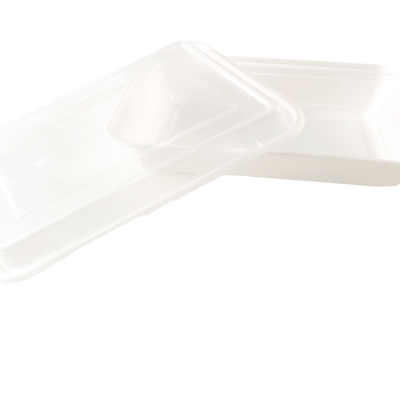 Microwaveable Containers White